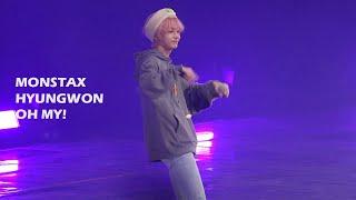 [형원] 4K 200118 팬콘_MX HOME PARTY 몬스타엑스 형원(MONSTAX HYUNGWON) O…