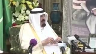 الملك عبد الله يتنبأ قبل موته بتفجيرات باريس