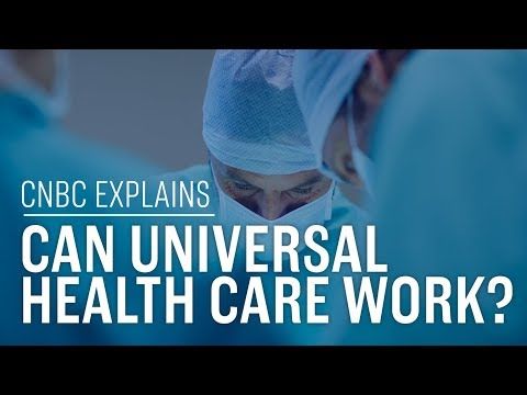 Can universal health care work? | CNBC International