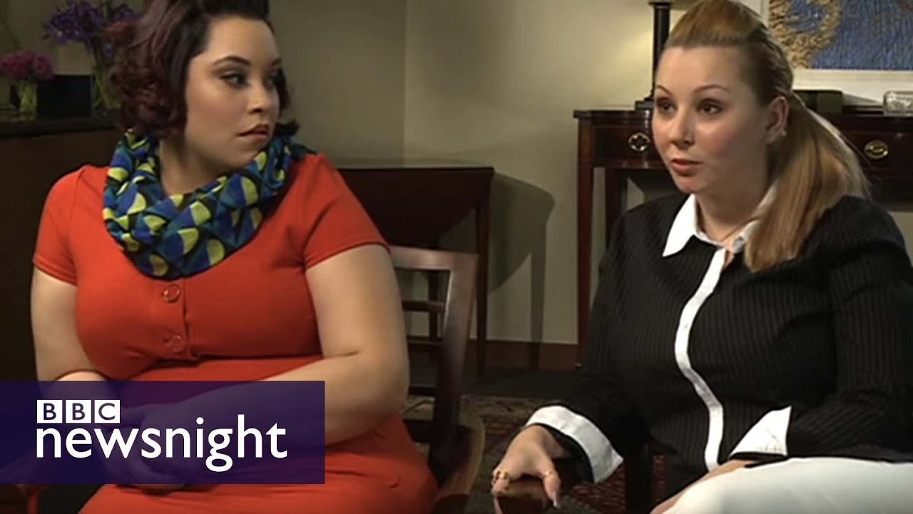 The Full Interview With Amanda Berry And Gina Dejesus Bbc