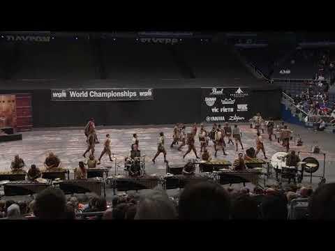 POW Percussion 2018 - WGI Finals