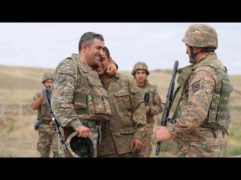 Milena Nersesyan Hay Qaj Zinvor Cover