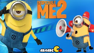 Despicable Me 2: Minion Rush - Residential Area