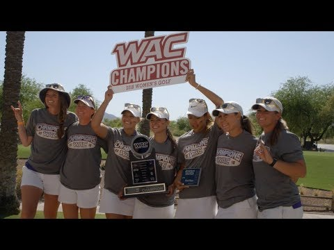 Women's Golf Captures WAC Championship