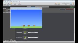 Создание игр в программе Stencyl - Урок #01 2/2
