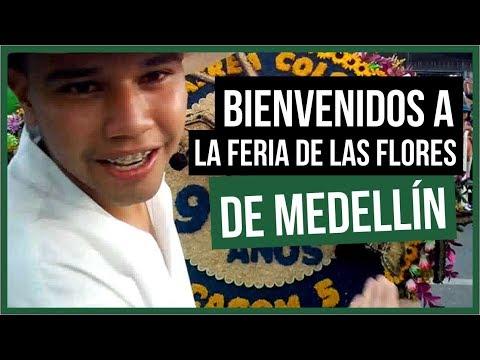 DESFILE DE SILLETEROS 2018 Desde LA FERIA DE LAS FLORES DE MEDELLÍN 🌼🌸🌺🌻 thumbnail
