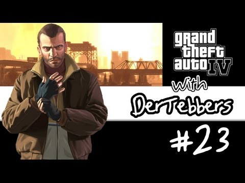 Grand Theft Auto IV Modded - Ep23 - We Give Up Being a Lawyer