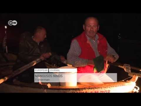 Greece: Fishing with light and spears | European Journal - Europe by Night