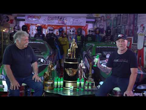 Randy's Drag Racing Museum- IC Green Engine Oil Enhancer Product Presentation