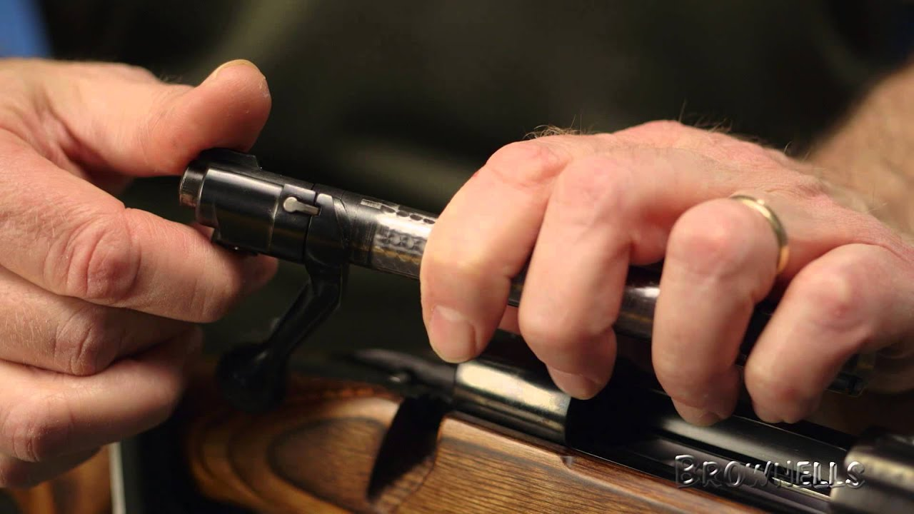 Firearm Maintenance: Winchester Model 70 Disassembly — Part 1/4 ...
