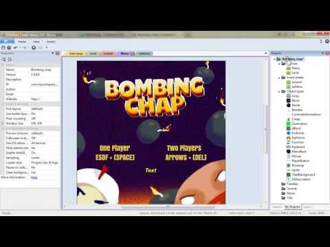 Create a Bomberman-Inspired Game in Construct 2: Multiplayer and Menus