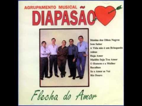 diapasao flecha do amor agrupamento musical