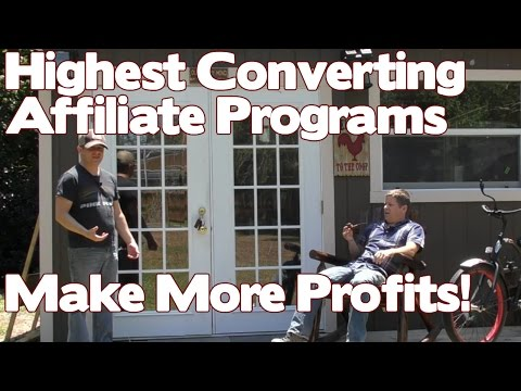 **Best Converting Affiliate Programs And CPA Offers** make more money with your traffic