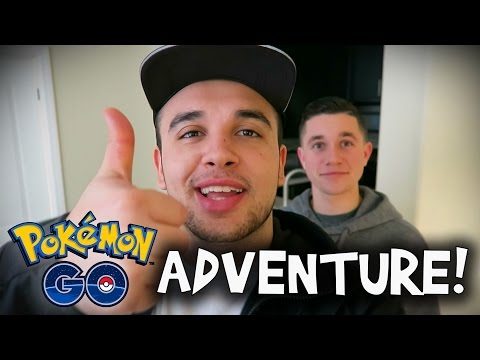 POKEMONGO VLOG #1! EPIC LONG BEACH ADVENTURE W/ MYSTIC7!