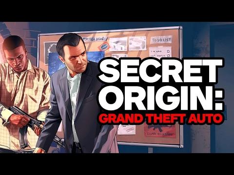 The History of Grand Theft Auto - IGN Secret Origin