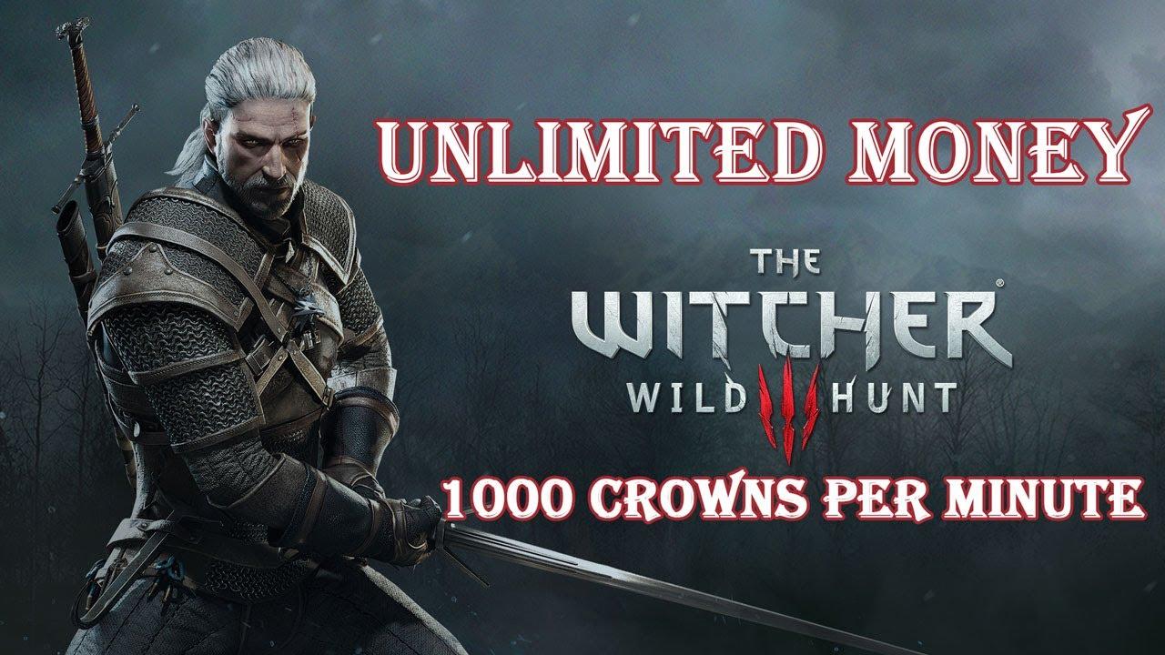 The Witcher 3 Guide - Infinite Money Glitch 1000 gold per minute - YouTube