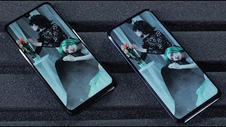 Huawei Honor 10 Lite vs  Huawei P Smart 2019