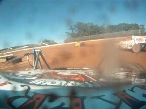 Matt Gerald first laps at ERX