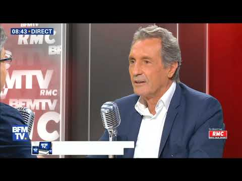 BOURDIN DIRECT du 05/09/2017 Jean Luc MELENCHON