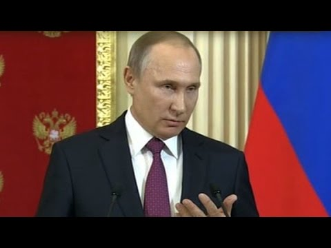 Internet cracks up over Putin prostitute remark