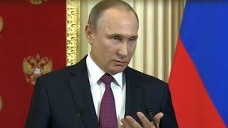 Internet cracks up over Putin prostitute remark thumbnail