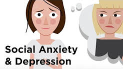 hqdefault - Anxiety Between Depression Disorder Link Social