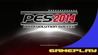 G4MERS | PES 2014 - DEMO GAMEPLAY