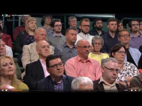 The ITV-Debate 2017 had two losers: May and Corbyn who were absent!