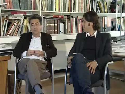 Piero lissoni nella sua casa toscana doovi for Antonio citterio architetto