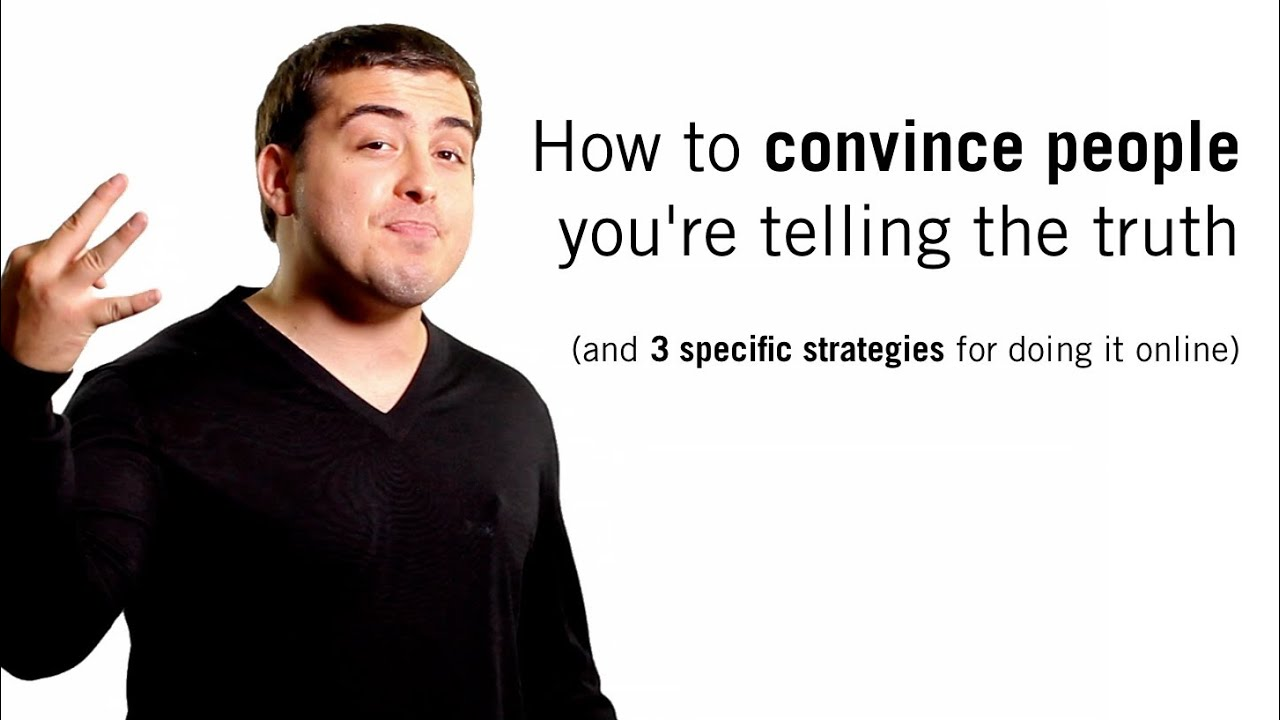 how to find out if someone is telling the truth