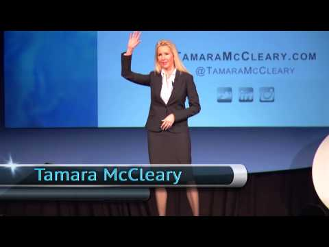 Tamara McCleary - Work Life Satisfaction Keynote Highlights ...