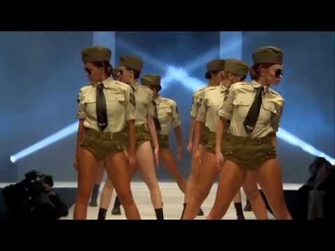 Fashion Show, Dubai 2015. Agent Provocateur «RP»