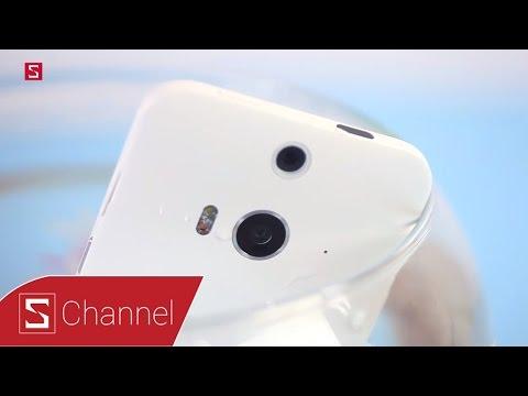 Schannel - Dưới nước và đánh giá nhanh Bướm 2 - HTC Butterfly 2 có ngon so với giá ?
