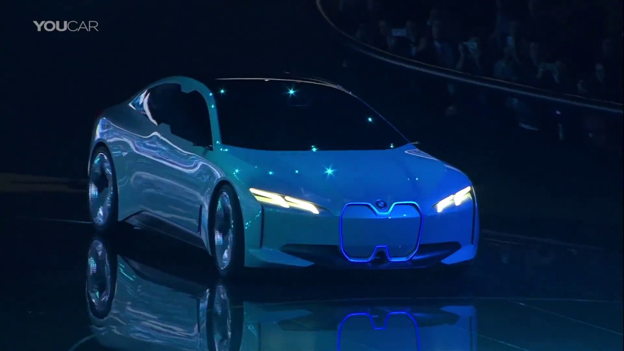 bmw i5 concept  2021  the bmw i vision dynamics