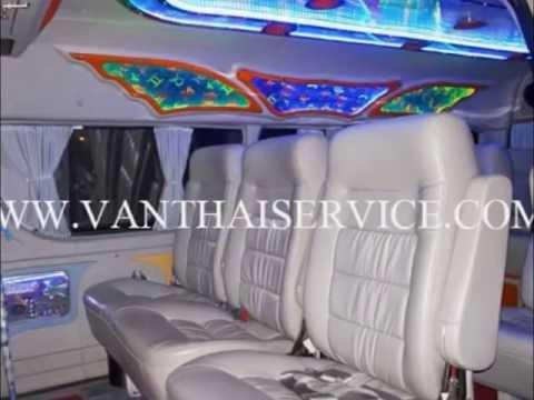 www.vanthaiservice.com บริการรถตู้ VIP ให้เช่าท่องเที่ยวทั่วไทย โทร.081-9659930