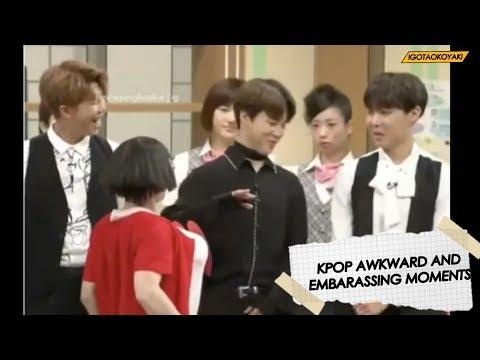 Kpop Awkward & Embarassing Moments - Part 27