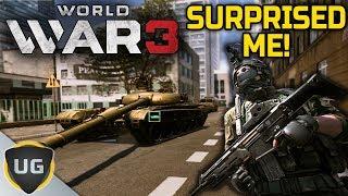 World War 3: IT SURPRISED ME! | Impressions & Squad Gameplay