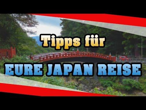 Tipps für eure Japan Reise #japanreisetipps