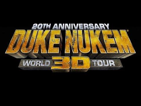 DUKE 3D 1-5 (Secret level) Пусковая установка