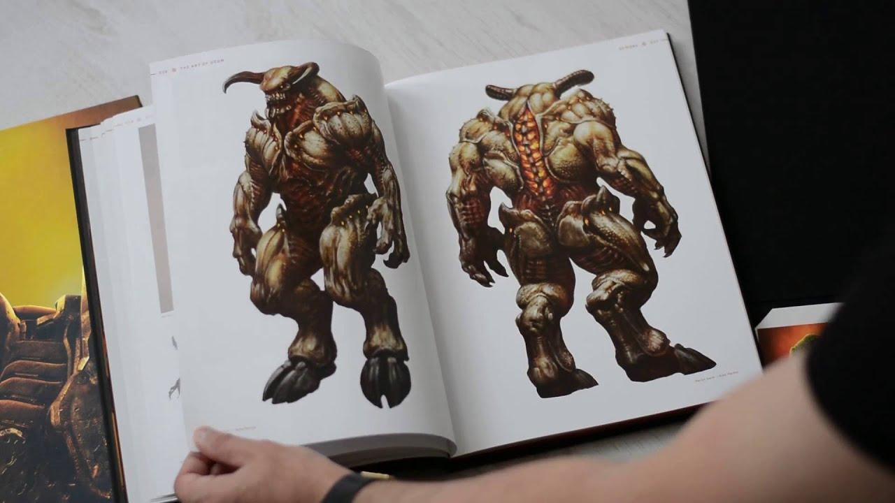 The Art Of Doom Artbuk Russian Doom Community