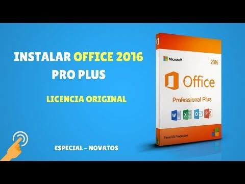 cómo-descargar-instalar-y-activar-licencia-original-microsoft-office-2016-pro-plus-en-español