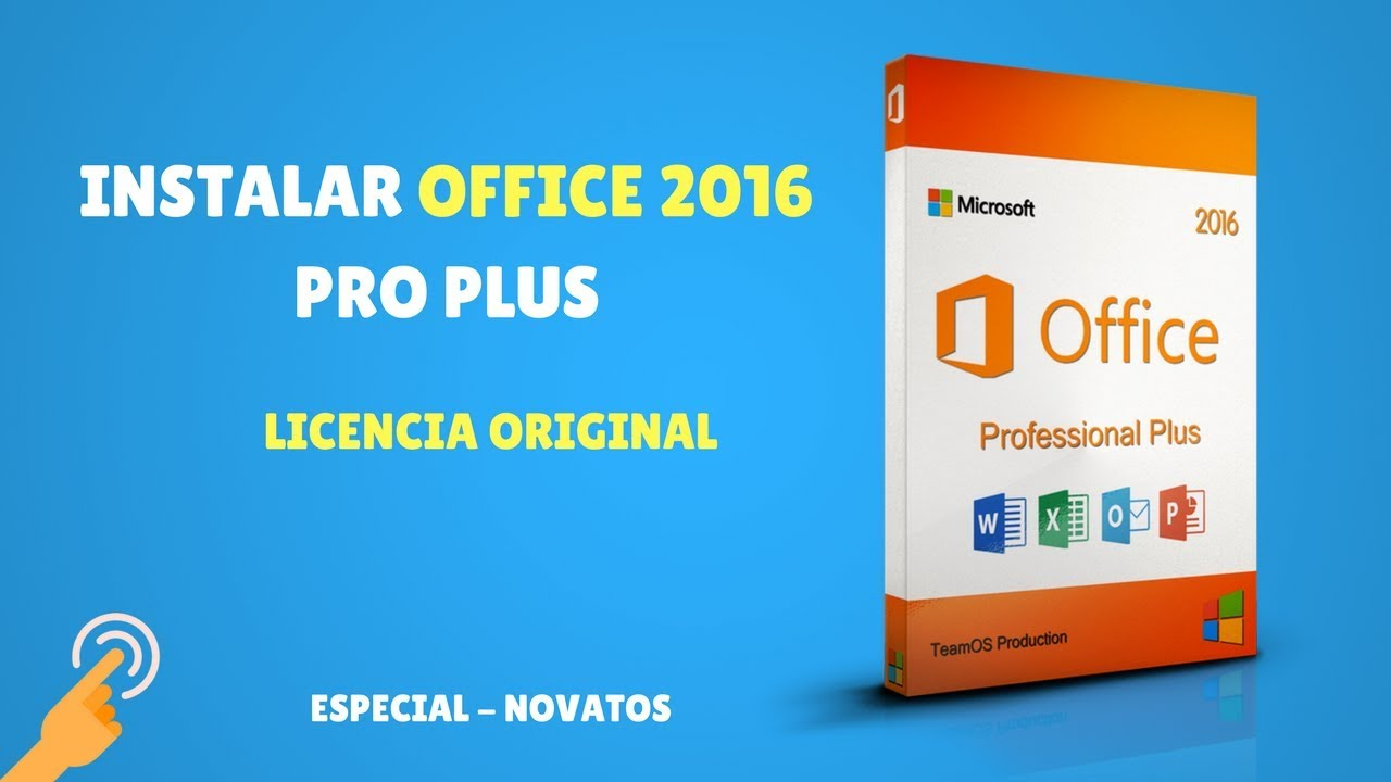 licencia de office 2016 professional plus gratis