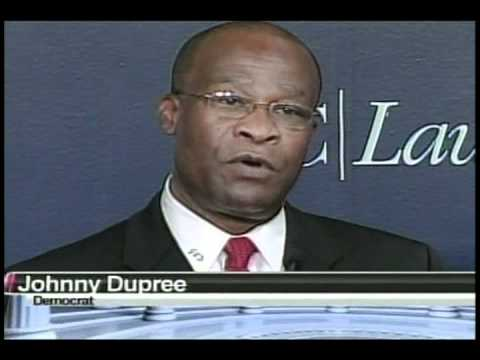 WLBT Great Debate  - Johnny DuPree Closing Remarks