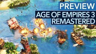 Was ist wirklich NEU beim Age of Empires 3 Remaster? - Gameplay-Preview