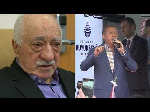 فتح الله غولن في مواجهة اتهامات أردوغان  - نشر قبل 2 ساعة