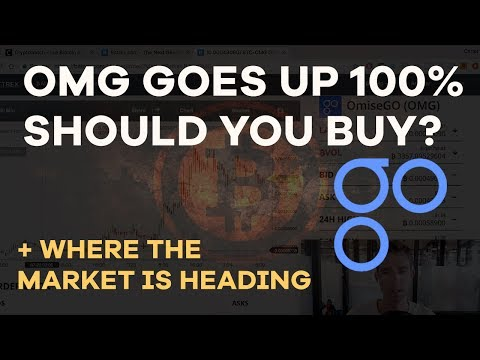 OmiseGo Surges 100% - Should You Buy? Dash Coin, Monero and Market Predictions