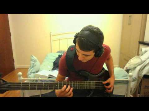 There It Is - Shalamar // Leon Sylvers III (Bass Cover)