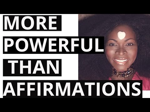 Affirmations Don't Work?! Here's What Does to Change Your Mindset...