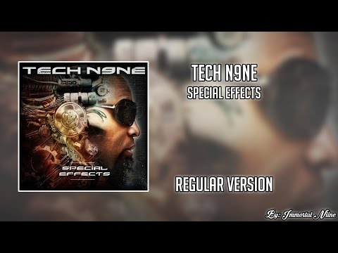 [Rap/Rock/Dubstep] Tech N9ne - Special Effects (FULL ALBUM)