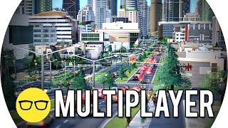 Sim City Gameplay #01 [Deutsch] Multiplayer HD